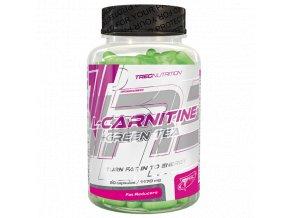 L-Carnitine + Green Tea 90 kapslí