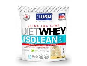 Diet Whey Isolean 1000 g  + ŠEJKR ZDARMA