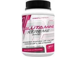 L-Glutamine Xtreme 1400 400 kapslí  + ŠEJKR ZDARMA