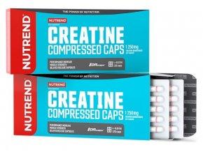 Creatine Compressed 120 kapslí