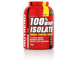 100% Whey Isolate 1800 g