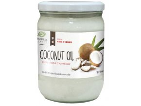 Bio Coconut Oil 500ml (kokosový olej)