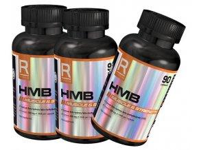 HMB 90 kapslí 2 + 1 ZDARMA