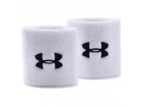 "Potítka Under Armour 3"" Performance Wristband - 2 ks"