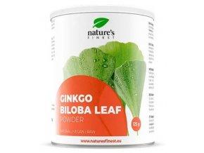Ginkgo Biloba Leaf Powder 125g
