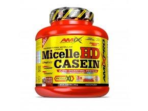 MicelleHD Casein 1600 g  + ŠEJKR ZDARMA