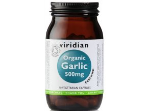 oraganic garlic