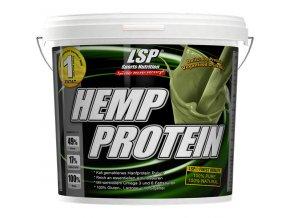 Konopný protein LSP