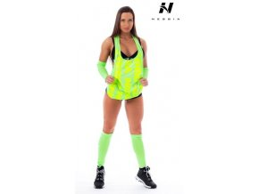 Tílko Neon 226 - zelené