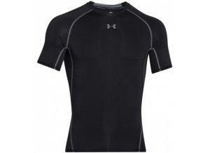 kompresní tričko under armour černé