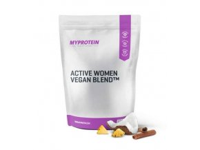 active woman vegan blend