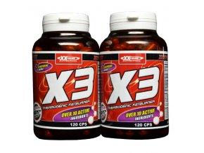 X3 - THERMOGENIC FATBURNER 240 kapslí
