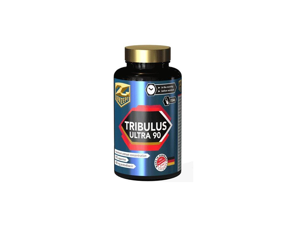 Z-KONZEPT NUTRITION TRIBULUS ULTRA 90% - 102 caps
