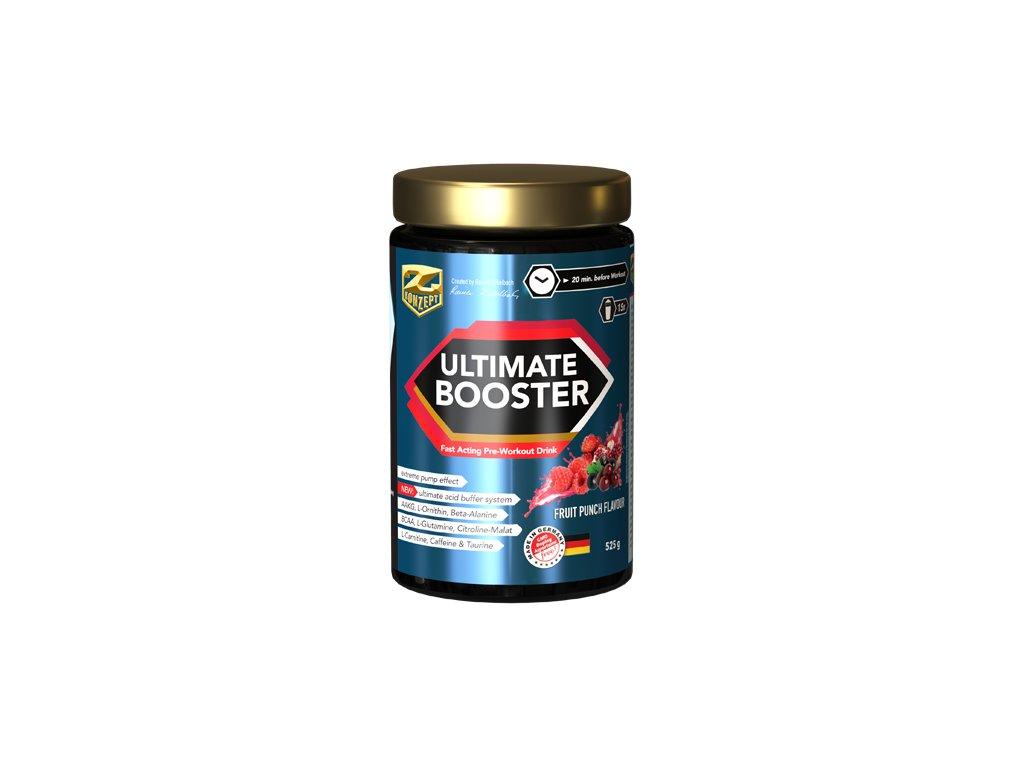 Z-KONZEPT NUTRITION ULTIMATE BOOSTER 525 G