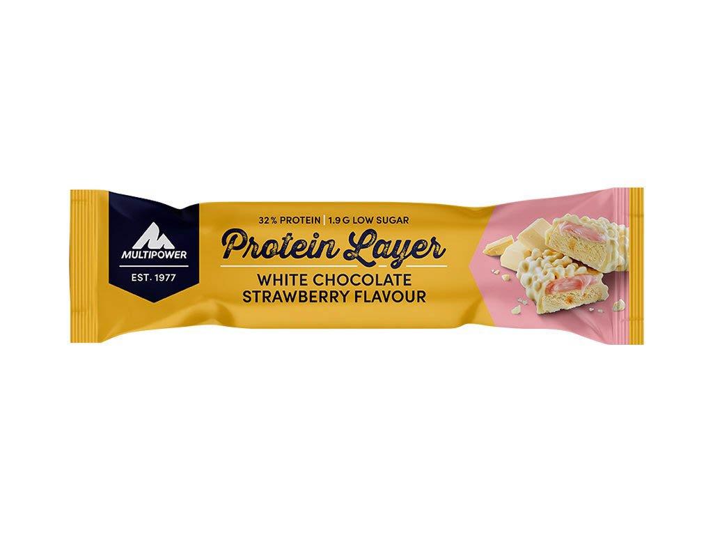 MULTIPOWER PROTEIN LAYER proteinová tyčinka