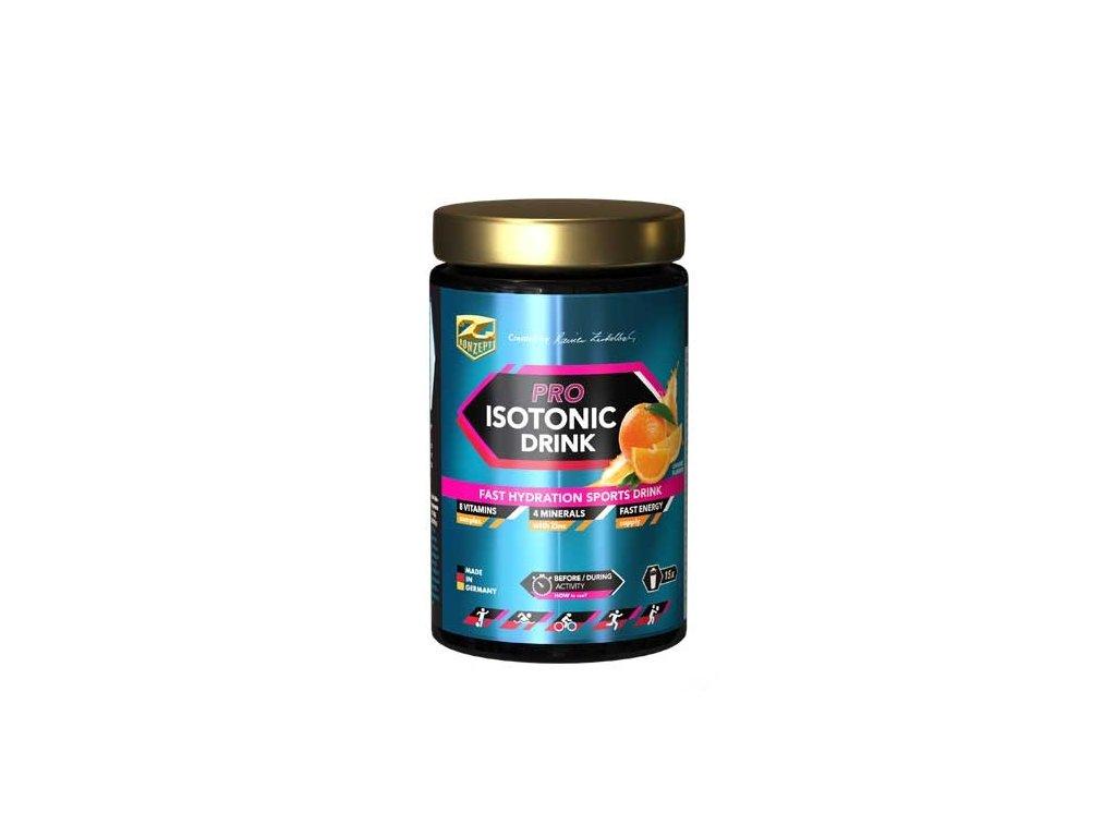 Z-KONZEPT NUTRITION PRO ISOTONIC DRINK 525g