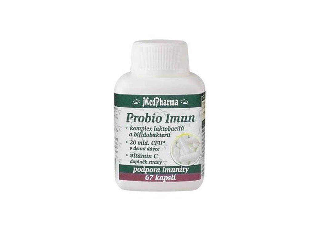 Probio Imun – komplex laktobacilů a bifidobakterií