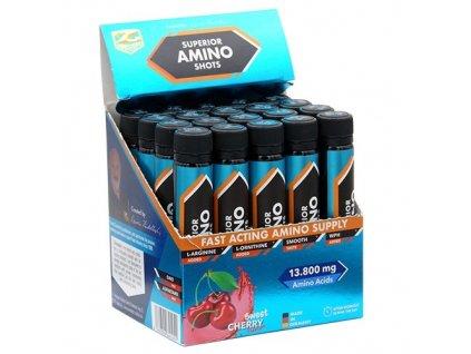 Z-KONZEPT NUTRITION SUPERIOR AMINO SHOTS 20 x 25 ML