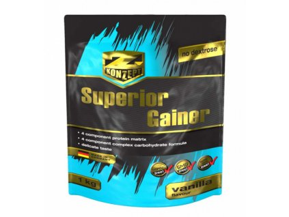Z KONZEPT NUTRITION SUPERIOR GAINER 4000 G
