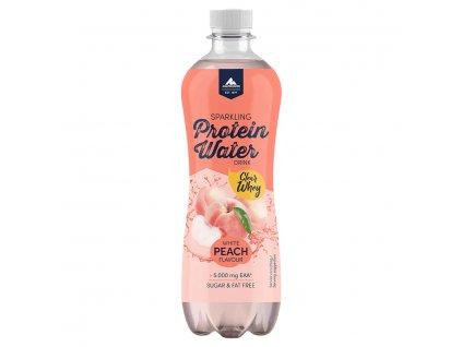 MULTIPOWER PROTEIN WATER 500ml proteinová voda citrus