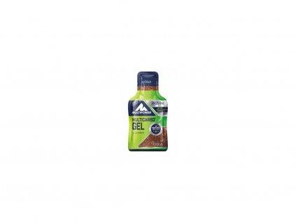 MULTIPOWER MULTICARBO ENERGY GEL s guaranou -energetický gel