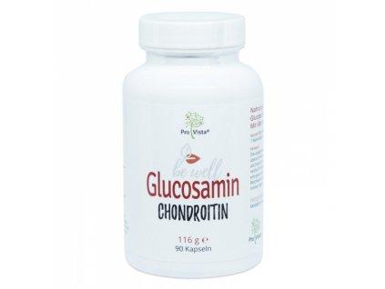 ProVista kloubní výživa Glucosamine - Chondroitin Cartila® 90 caps.