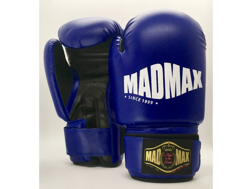 MADMAX boxerské rukavice