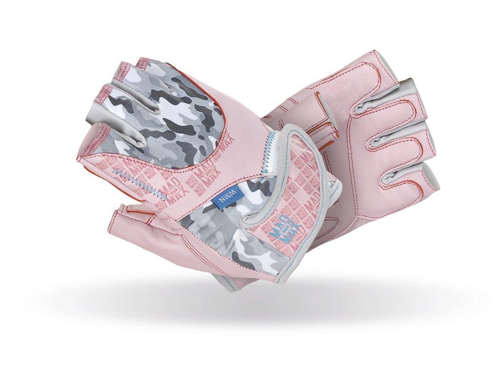 MADMAX rukavice No Matter pink