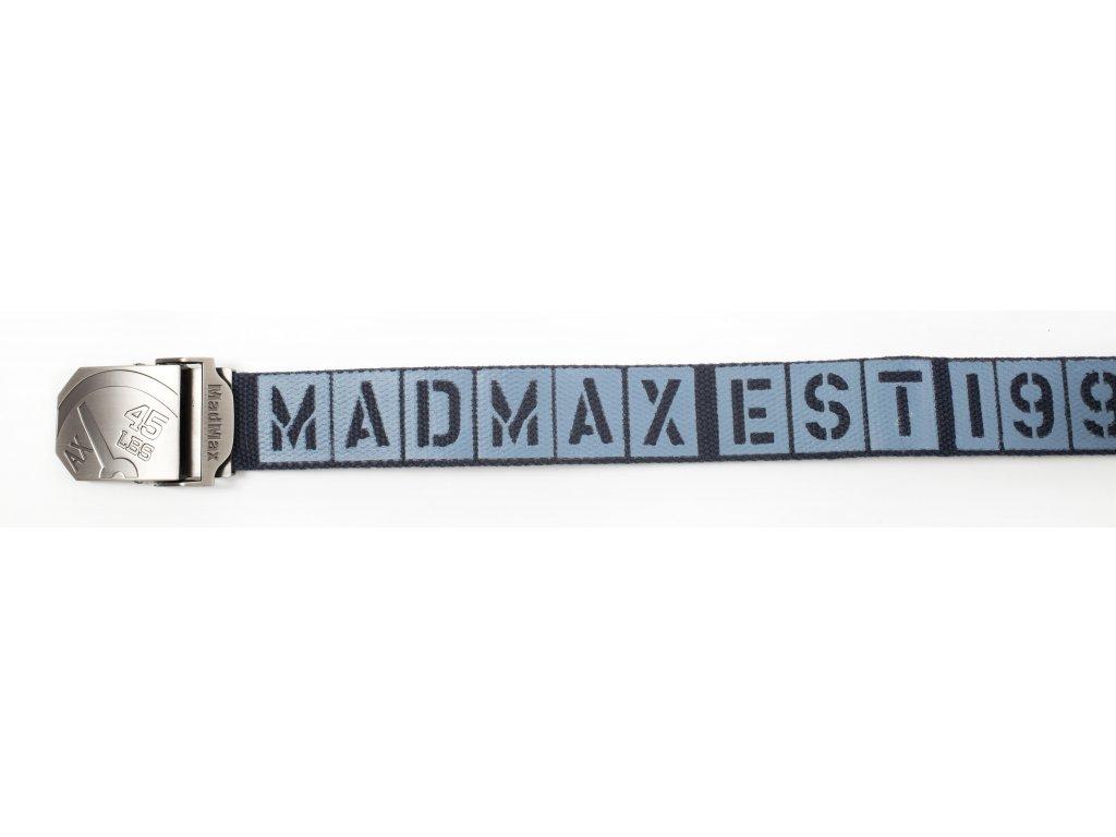 MADMAX opasek modrý