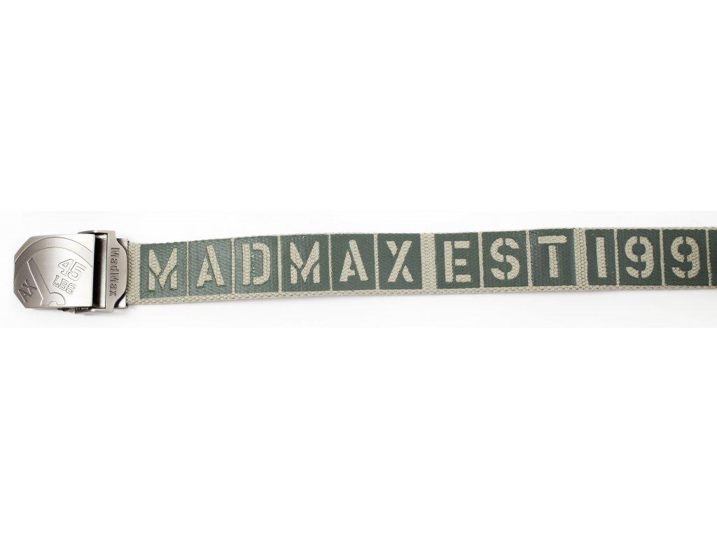 MADMAX opasek khaki
