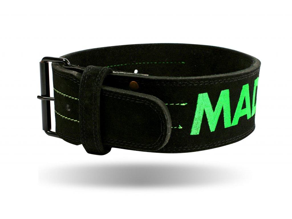 MADMAX Opasek kožený s jedním trnem