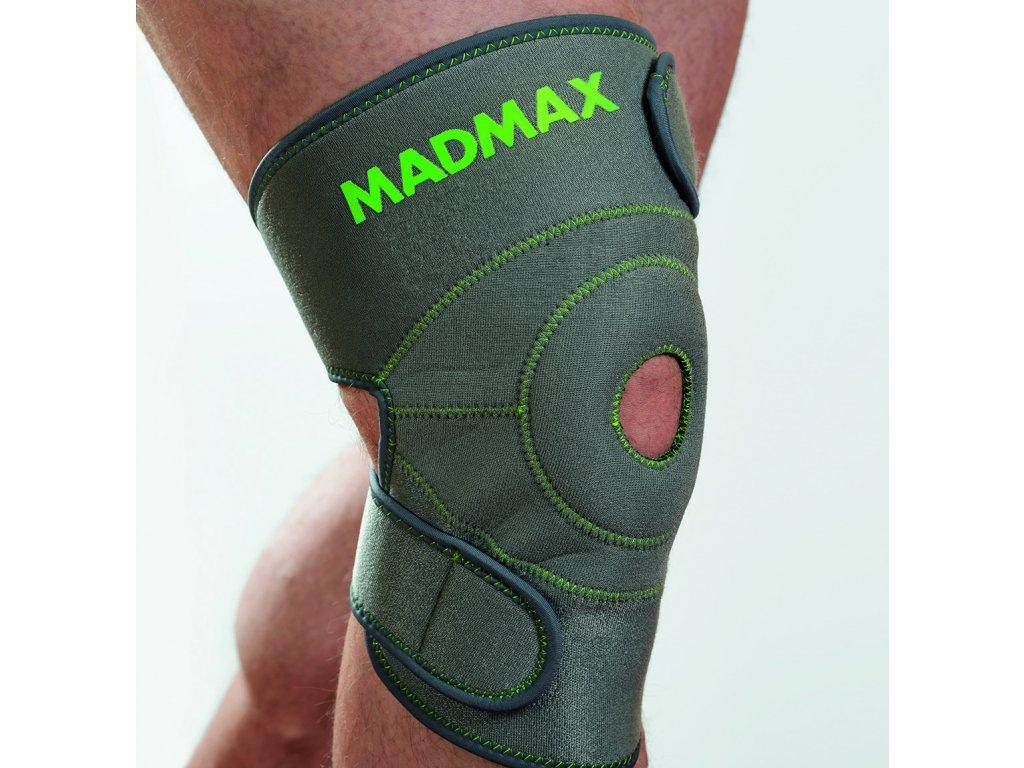 MADMAX Zahoprenová bandáž kolen universal