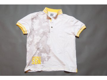 MADMAX polo New White