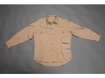 MADMAX Košile 1999 písková