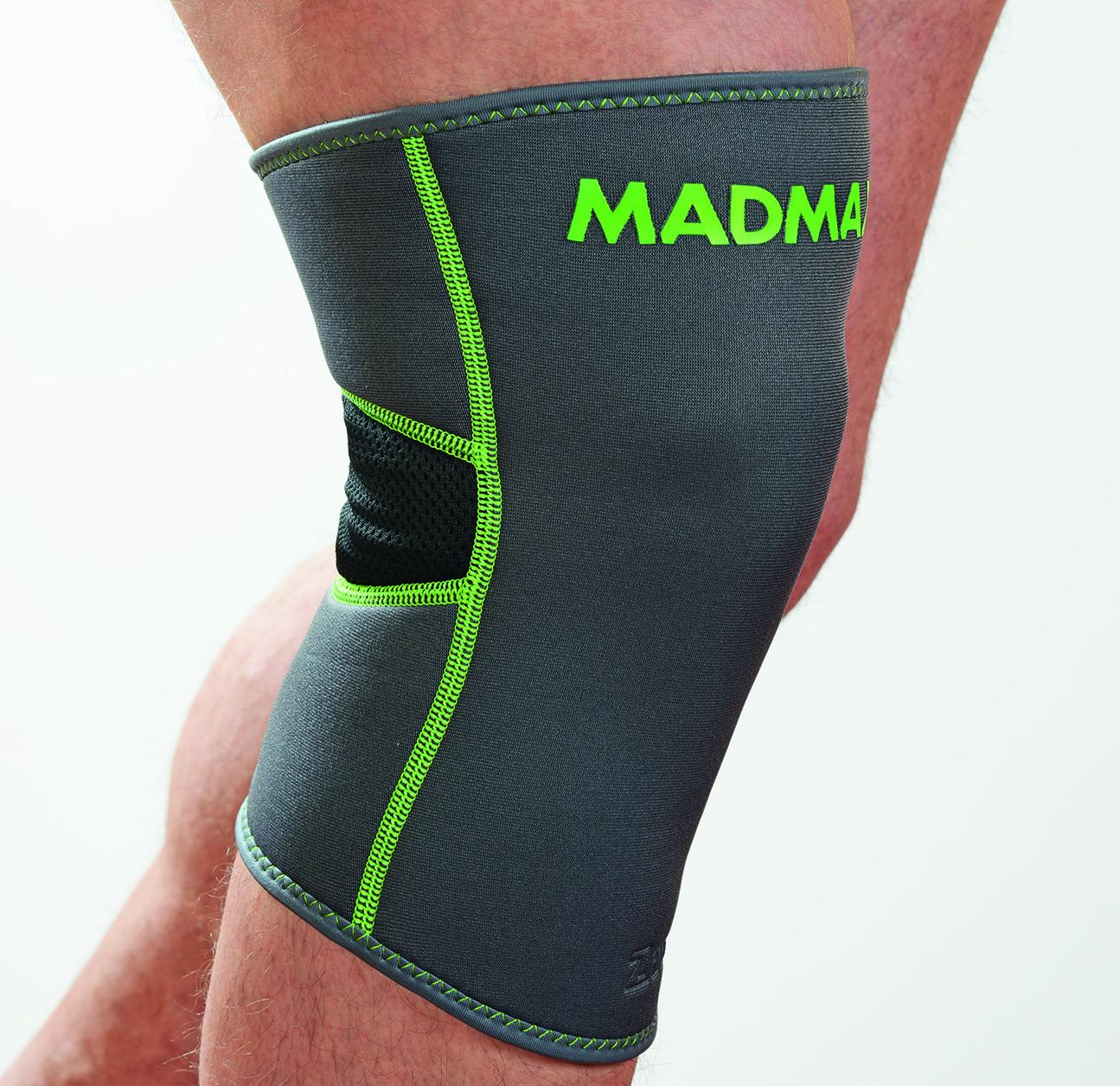 1611b8307fe MADMAX Zahoprenová bandáž kolene Velikosti  L