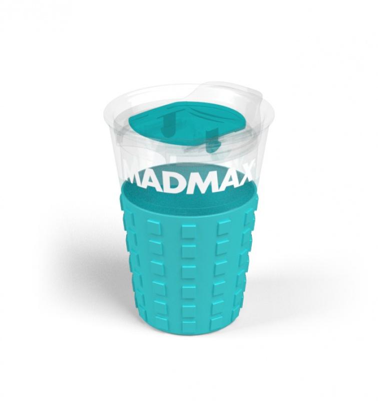 Cestovní hrnek MADMAX Barva: tyrkysová