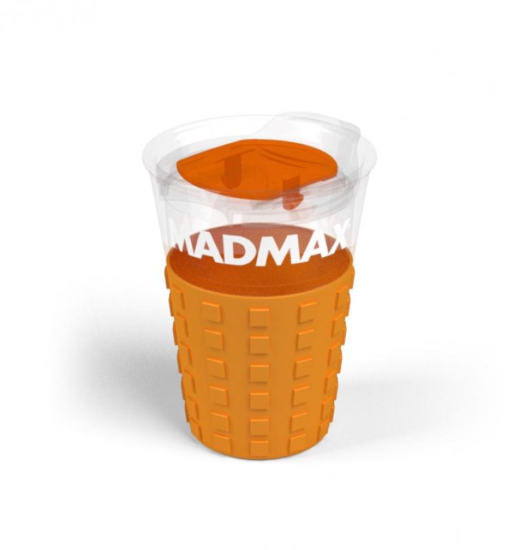 Cestovní hrnek MADMAX Barva: oranžová