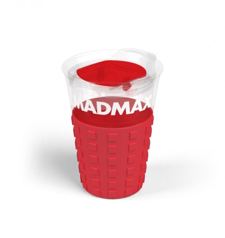 Cestovní hrnek MADMAX Barva: červená