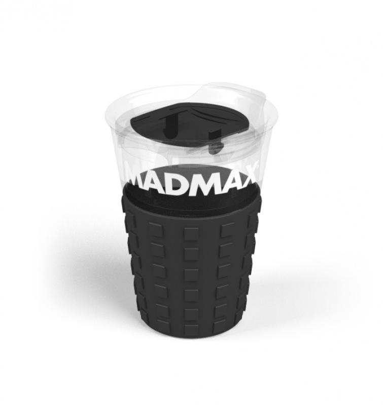 Cestovní hrnek MADMAX Barva: černá