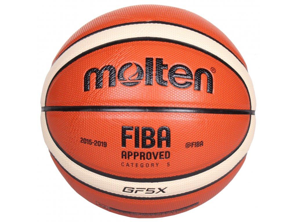 BGF5                                                                   basketbalová lopta