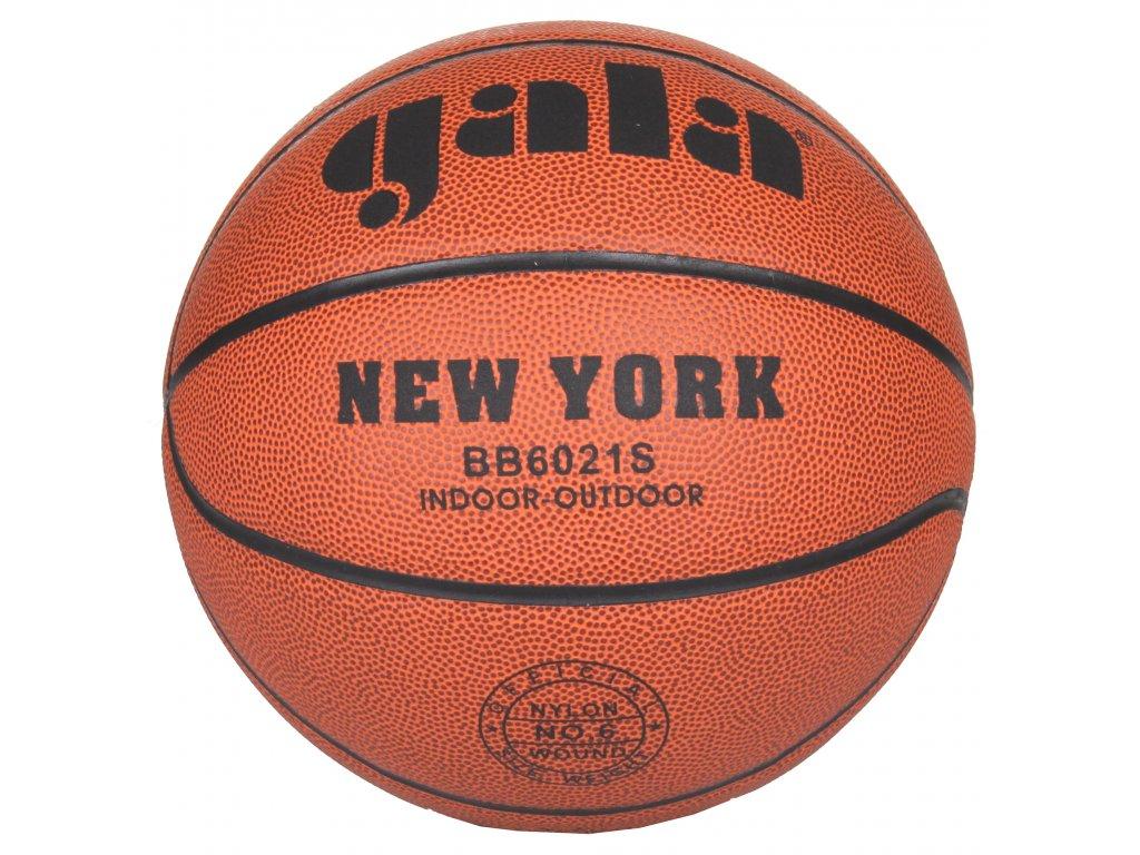New York BB6021S                                                       basketbalová lopta