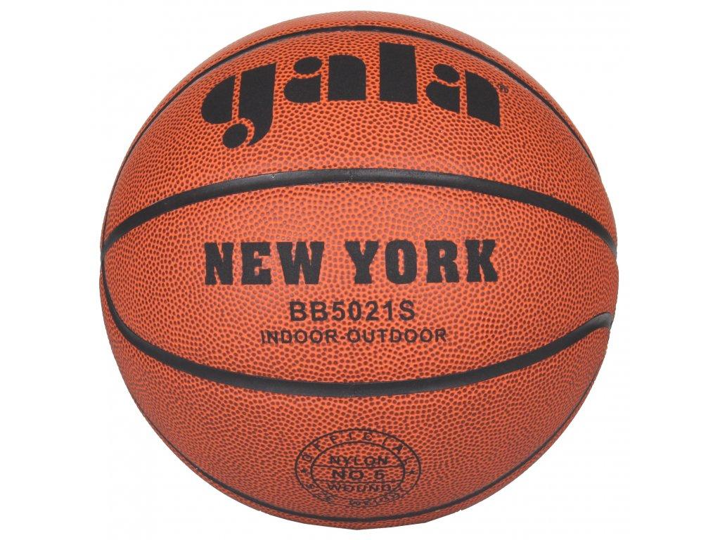 New York BB5021S                                                       basketbalová lopta