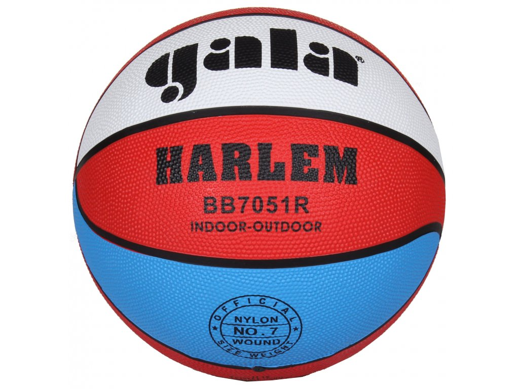 Harlem BB7051R                                                         basketbalová lopta