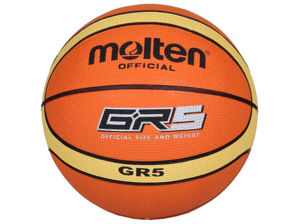 BGR5                                                                   basketbalová lopta
