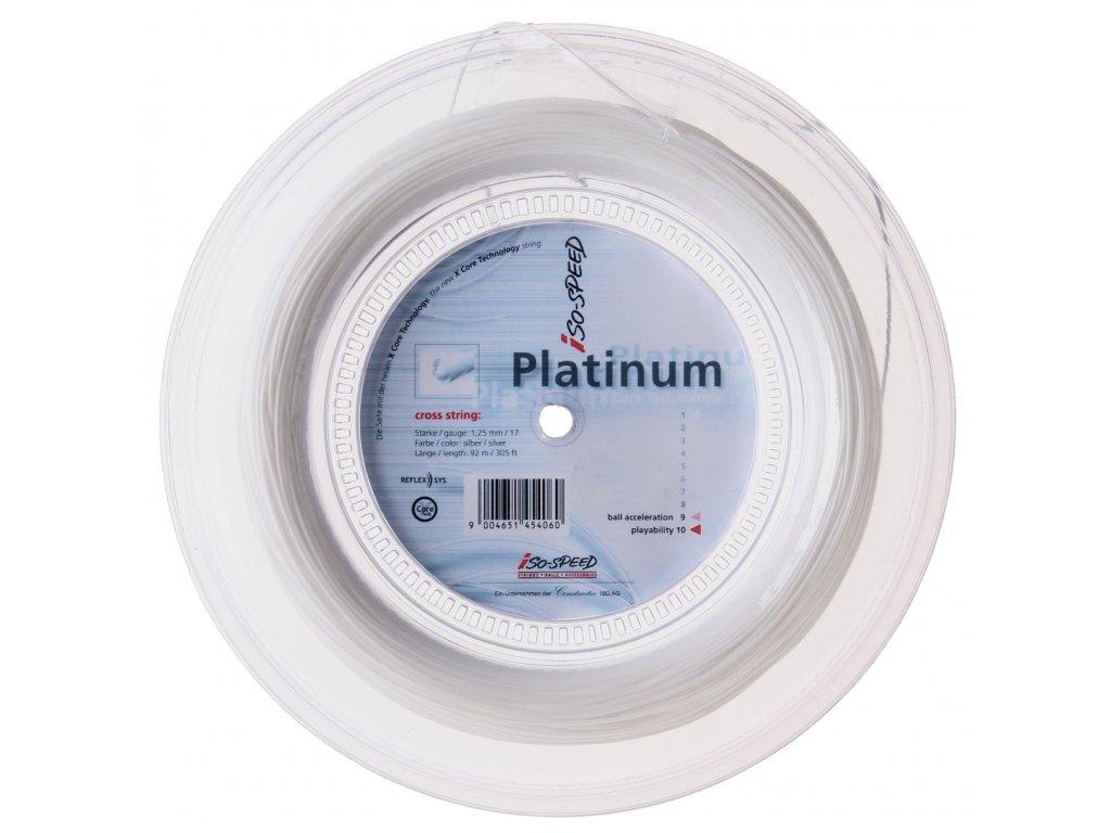 Platinum                                                               tenisový výplet hybridný 200 m