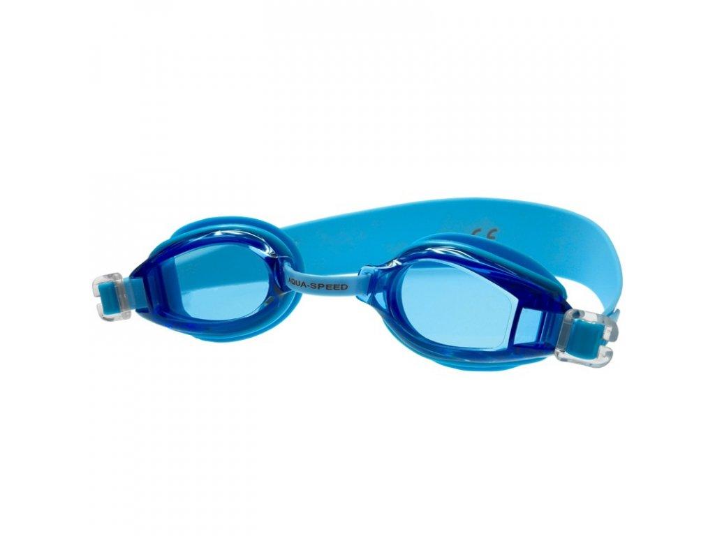 Accent                                                                 juniorské plavecké okuliare