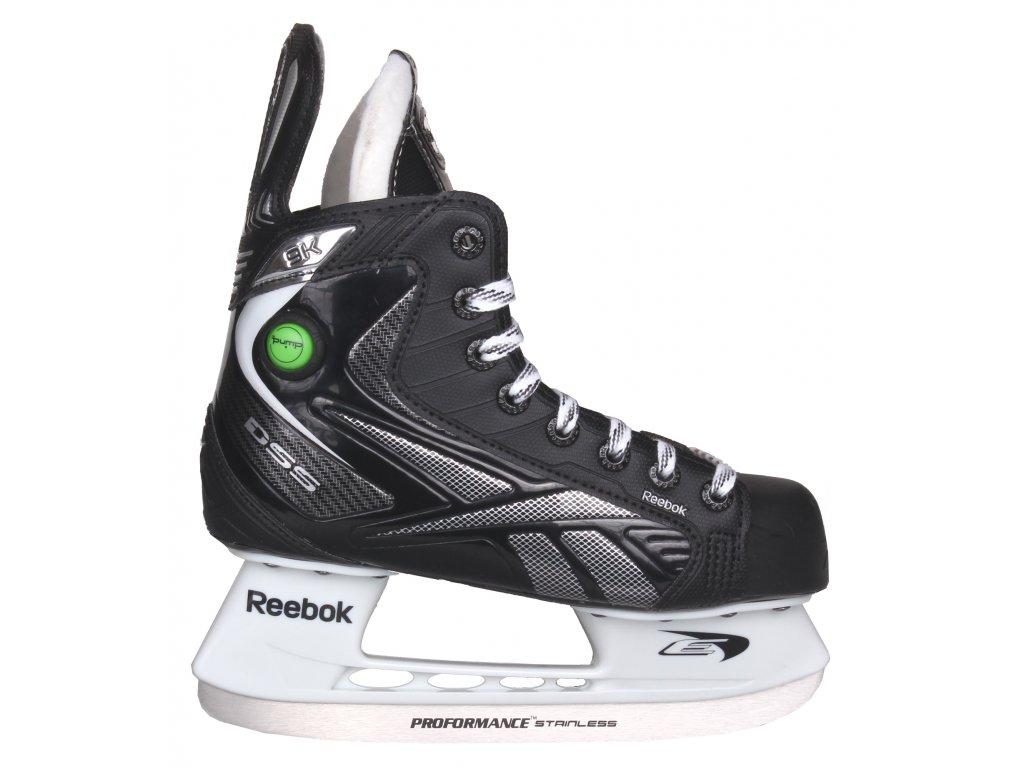 RBK 9K Pump, JR                                                        hokejové korčule, šírka D