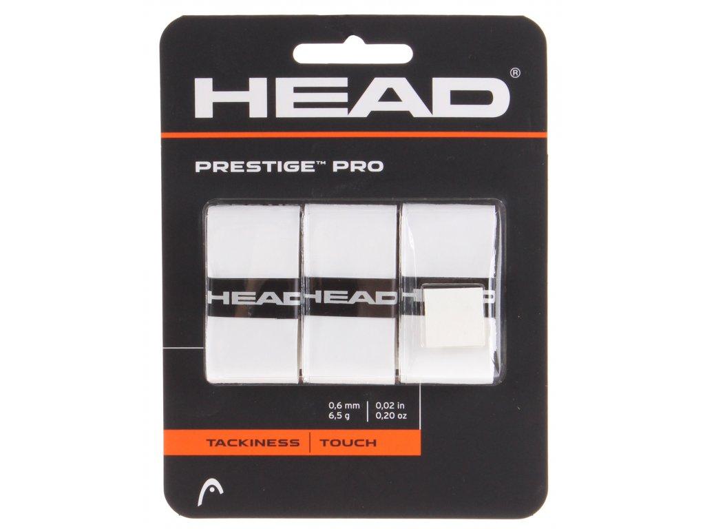 Prestige Pro 3 overgrip                                               omotávka tl. 0,5 mm