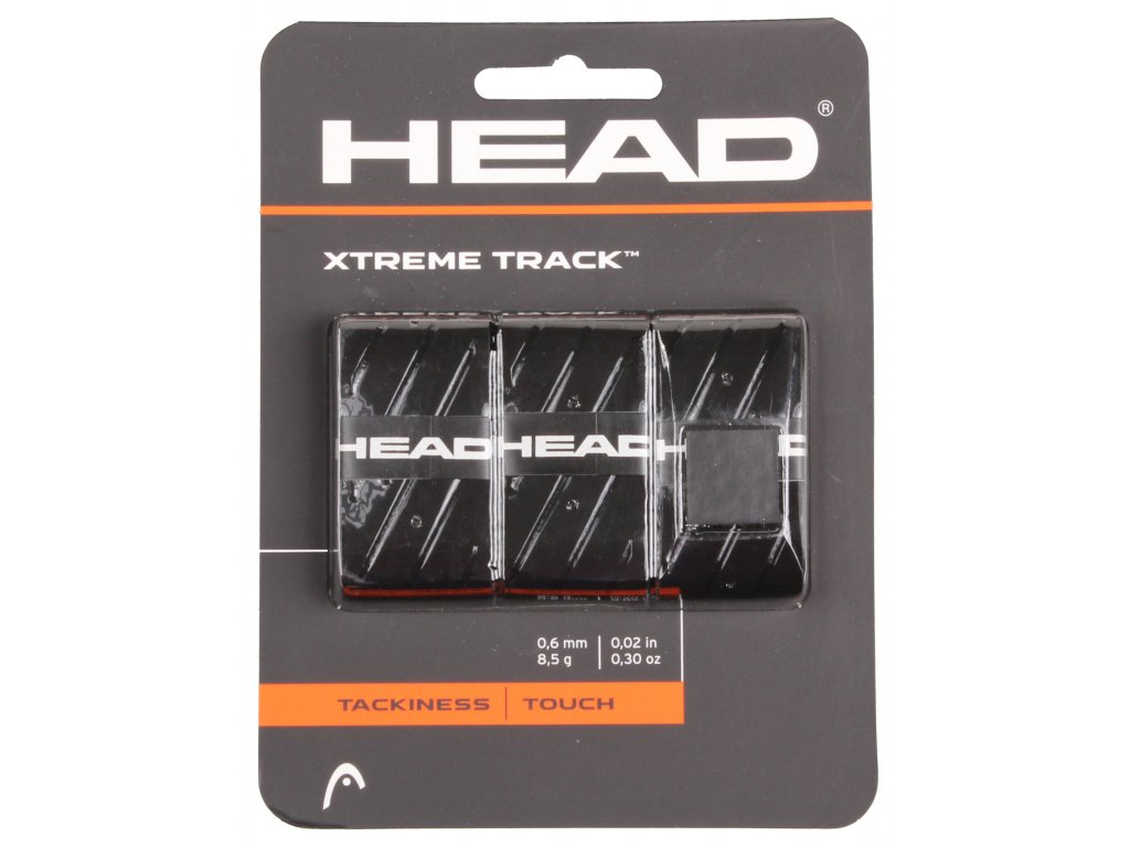 XtremeTrack overgrip                                                   omotávka tl. 0,6 mm