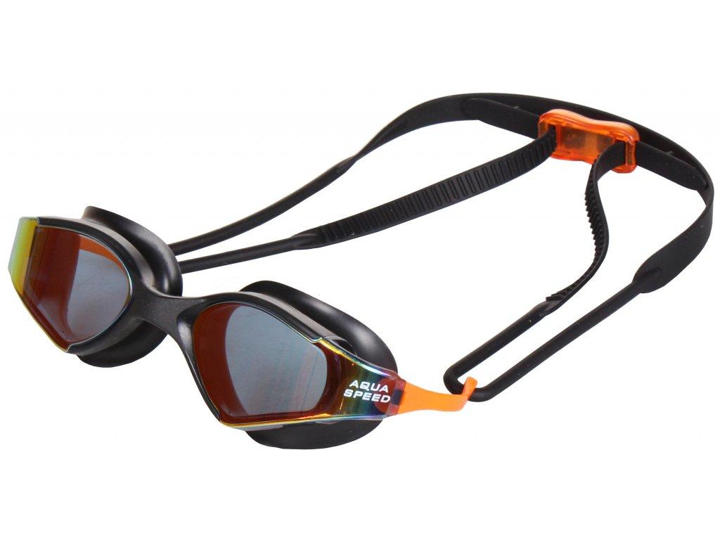 Blade Mirror                                                           plavecké okuliare